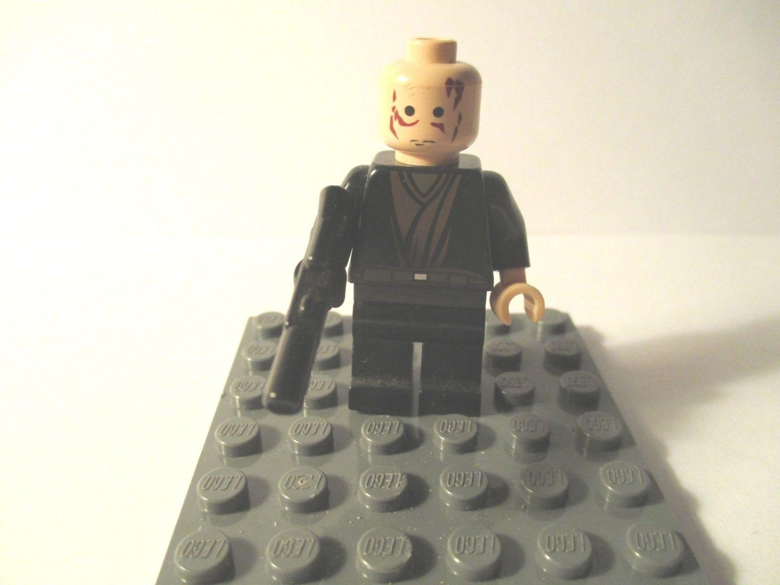 Lego-Star Wars-Anakin Wars-Anakin Wars-Anakin Skywalker-Personnage 1f458e