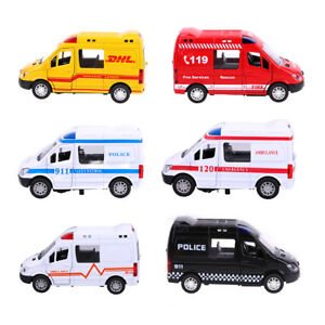 Ambulance-Fire-Fighting-Truck-Model-Toys-Pull-Back-Car-Toys-Office-Car