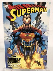 Superman-The-Journey-Collects-117-121-125-Action-83-DC-Comics-TPB-Paperback-New