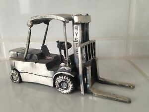 Hyster 19681980 Oldtimer H80C forklift truck fork lift - <span itemprop='availableAtOrFrom'>Rugby, United Kingdom</span> - Hyster 19681980 Oldtimer H80C forklift truck fork lift - Rugby, United Kingdom