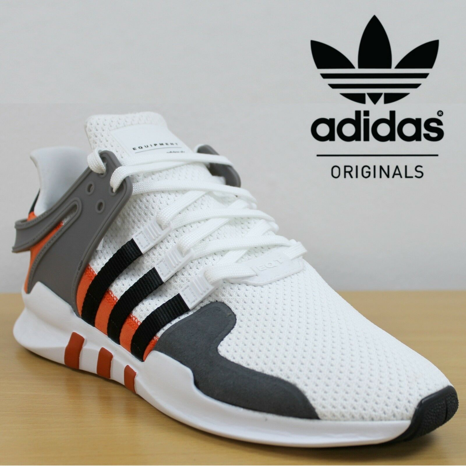 Adidas Originals EQUIPMENT Support ADV Trainers hommes  RUNNING Sports Sneakers
