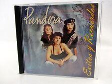 CD - PANDORA  Exitos y Recuerdos 72438-19010-2-1, EMI 1995