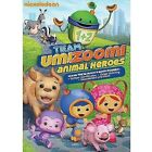 Team Umizoomi Animal Heroes 097361440248 Region 1 DVD