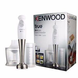 Kenwood HB682 True Hand Blender, 450 W, White Brand NEW | eBay