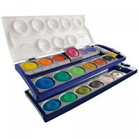 Pelikan 24 Color Opaque Watercolor Set, New, Free Shipping on Sale