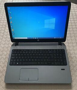 HP ProBook 450 G2 Core i5 5th Gen 5200U 2.20GHz 750GB SSHD 4GB Win 10 Pro Laptop