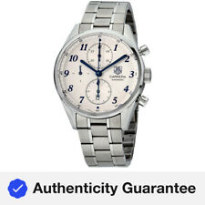 Tag Heuer Carrera Automatic Movement Silver Dial Men's Watch CAS2111BA0730