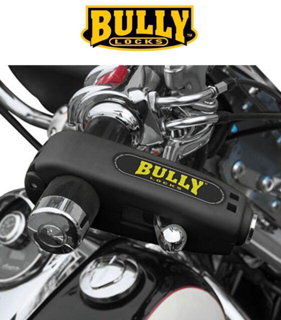 Bully Grip Lock Brake Lever BLACK Security Anti Theft Handlebar Yamaha