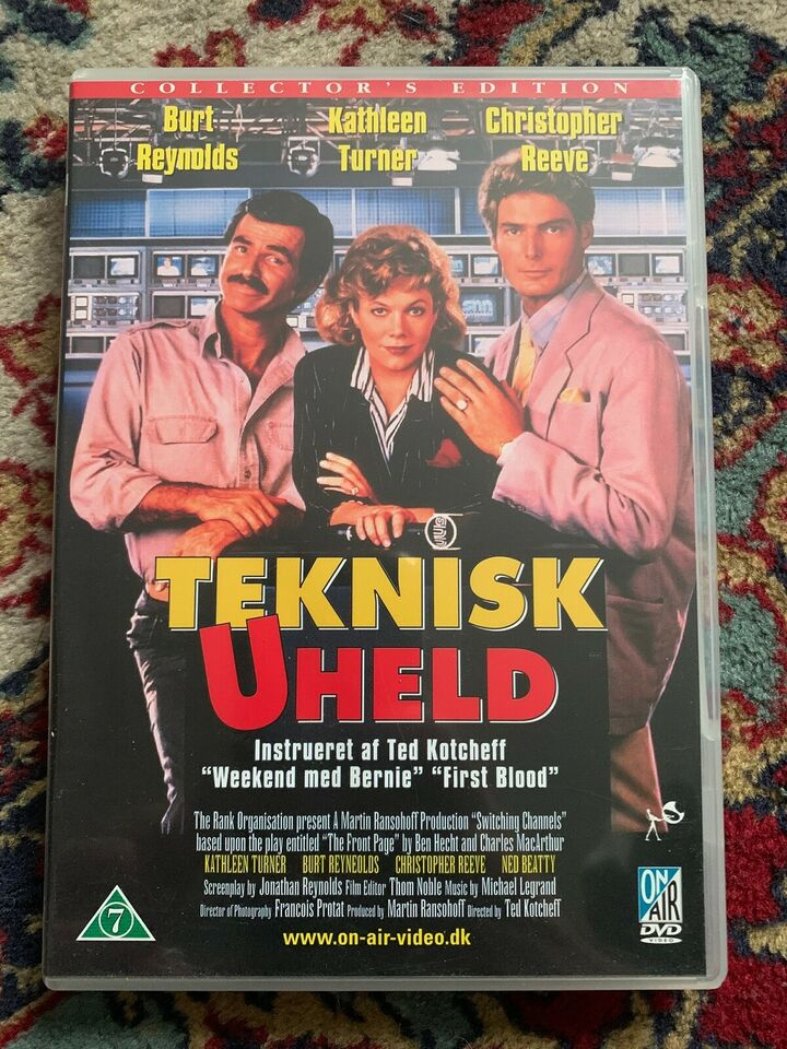 Teknisk uheld /Switching Channels, instruktør Ted