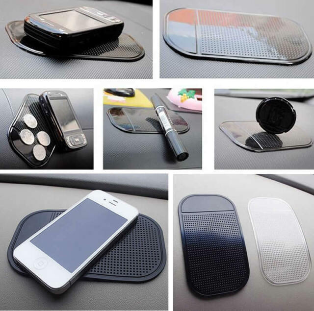 439722a9e54 Car Anti Non Slip Sticky Pad Mat Mount Dashboard Holder Mobile Cell Phone  GPS
