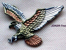 Ele Flying Eagle grande tachuelas pin concho americana