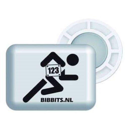 Bibbits Magnetische Startnummernhalter