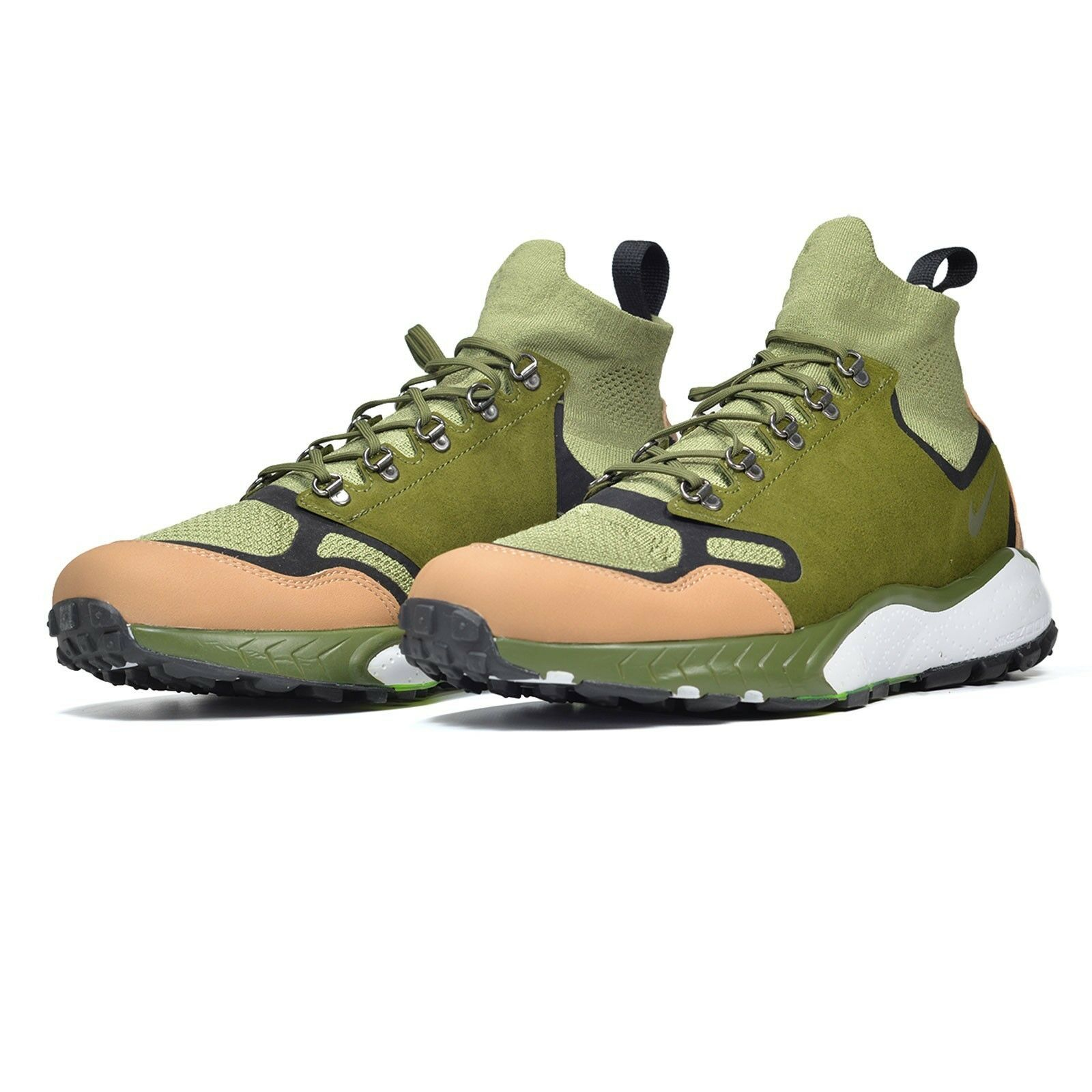 Nike Air Zoom Zoom Zoom Talaria Mid FK Premium 875784-300 Green Legion Green Last Sizes DS b87021