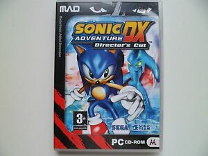 Sonic-Adventure-DX-Director-039-s-Cut-PC-Windows-2004