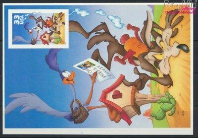 Aggressive Usa 3287b (kompl.ausg.) Nicht Gestanzt Postfrisch 2000 Comicfiguren (9137535