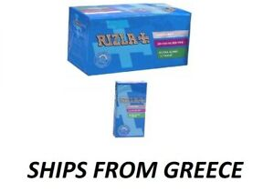 20-PACKETS-RIZLA-5-7mm-ULTRA-SLIM-CIGARETTE-ROLLING-FILTER-120-TIPS-PER-PACKET