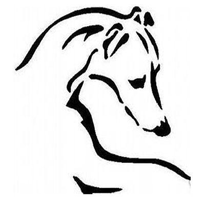 """Peppa Pig de Mylar de 190m 6/"""" 12/"""" Stencil Durable Y Resistente *** NUEVO *** 8/"""""""