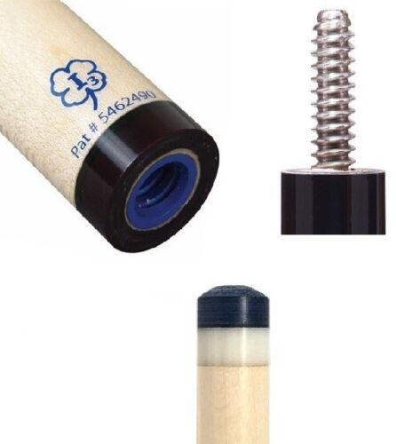 "I-3 I3 McDermott Intimidator Shaft Black Collar 31/"" 3//8x10 11.75mm"