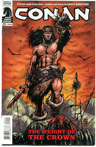 CONAN-The-WEIGHT-of-the-CROWN-1-NM-Darick-Robertson-2010-more-Conan-in-store