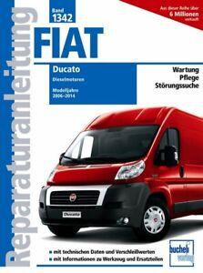 FIAT-DUCATO-3-250-Peugeot-Boxer-Citroen-Jumper-Reparaturanleitung-Reparaturbuch