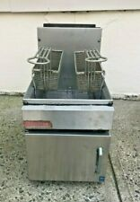 Gas Deep Fryer Commercial Pickup Only