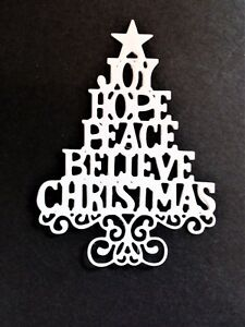 8-x-Christmas-Tree-with-words-card-toppers-die-cut-Christmas-C1