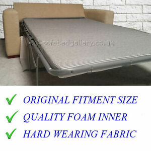 Outstanding Details About Reflex Foam Replacement Folding Sofa Bed Caravan Mattress 112Cm X 180Cm New Onthecornerstone Fun Painted Chair Ideas Images Onthecornerstoneorg