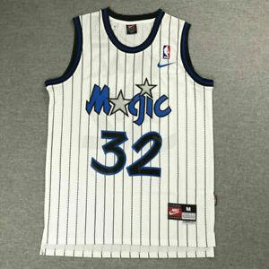 Orlando Magic #32 Shaquille O/'Neal Swingman Basketball Jersey Stitched White