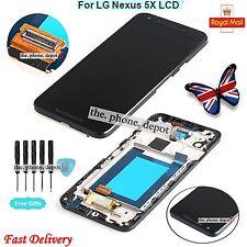 For LG Google Nexus 5X H790 H791 H798 Full LCD Screen Touch Digitizer & Frame UK