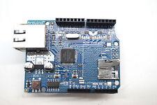 Original Ethernet Lan Shield  Arduino UNO made in Italy