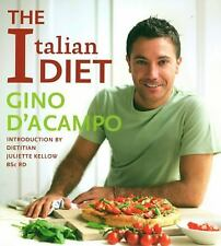The Italian Diet: 100 Healthy Italian Recipes to Help You Lose Weight -ExLibrary