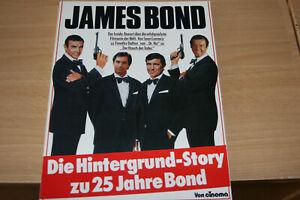James Bond - Die Hintergrund-Story mit Sean Connery