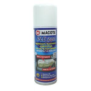 MACOTA PLC 200 rinnova fanali ravvivante Spray protettivo per fari 200 ml