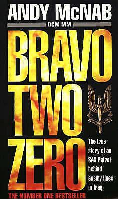 Bravo Two-Zero by Andy McNab (Paperback, 1994)