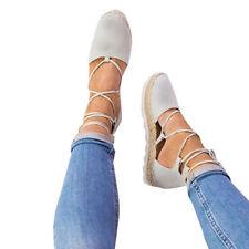 6555dc3699c8 item 2 Women Lady Flat Heels Espadrilles Summer Beach Peetoe Pumps Sandals  Shoes Sizes -Women Lady Flat Heels Espadrilles Summer Beach Peetoe Pumps  Sandals ...