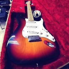 Beautiful 2003 American Made Fender Stratocaster Sunburst One owner Guitar