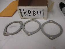 NOS Kawasaki 1971 F6 F7 Exhaust Pipe 18067-017 Set Of 3