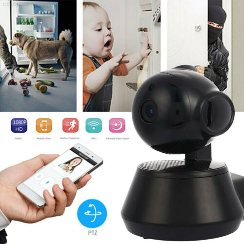 22A1 1080P HD Webcam WIFI IP Camera Indoor Bedroom Baby Monitor Home Camcorder