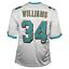 Ricky-Williams-Signed-Miami-Pro-White-Football-Jersey-JSA miniature 1