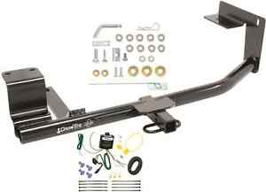 image is loading trailer-hitch-w-wiring-kit-fits-2015-2017-