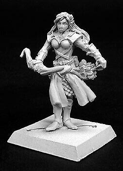 Lorielle Silverrain Female Elf Archer RPR14058 Reaper Warlord