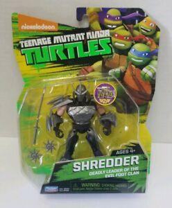 2014 Nickelodeon Teenage Mutant Ninja Turtles Shredder Action