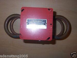 Chromalox Ttuhco 603v Ac M 480v 6kw 3ph Warmer Heater P N
