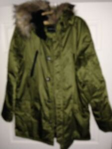 Men's Hooded Military Snorkel Parka.MSRP $248 | eBay