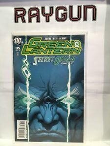 100% De Qualité Green Lantern (2008) #35 Vf + 1er Imprimé Dc Comics DéLicieux Dans Le GoûT