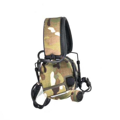 waterproof Z tactical Khaki//coyote Comtac milspec laser skin IR compliant