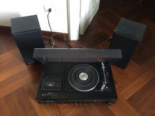 National Panasonic SG-1090L vintage hi-fi stereo system with speakers