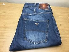 Armani JEANS Men`s Comfort Fabric Pant Trouser Size 33