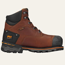 1cb88c8b839 Timberland Pro - TB092641214 Mens 6 in Boondock Comp Toe WP Insulated  Industrial 7 US Medium (d M) Brown Tumbled Leather