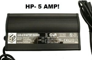 Battery Charger 24V 5A HP8204B